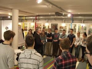 """Mitglieder des Projektes """"MINToringSi"""" besuchten kürzlich das Deutsche Museum in Bonn."""